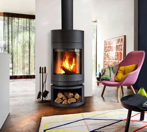 Freestanding Wood Fires