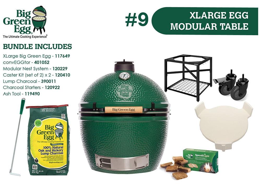Big Green Egg Bundle Deals